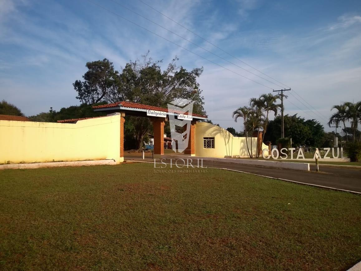 Casa com 2 dormitórios à venda, COSTA AZUL III, AVARE - SP