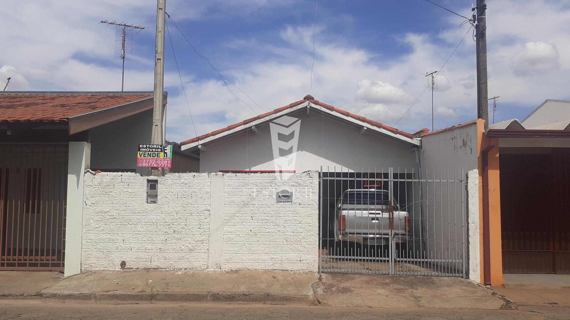 Casa à venda, Vila Timoteo, AVARE - SP