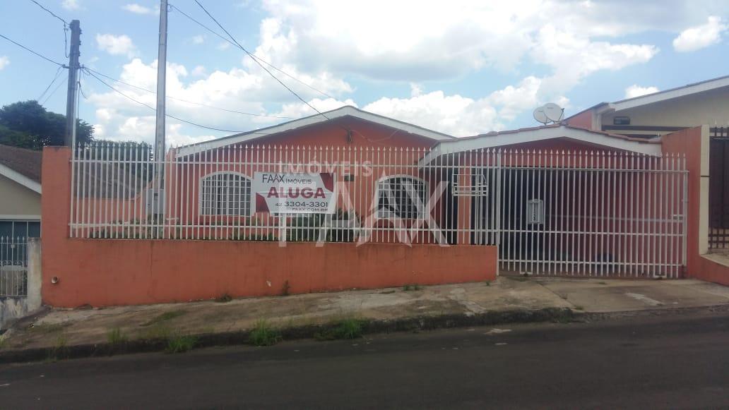 Casa com 5 dormitórios para locação,110.00m², TANCREDO NEVES, GUARAPUAVA - PR