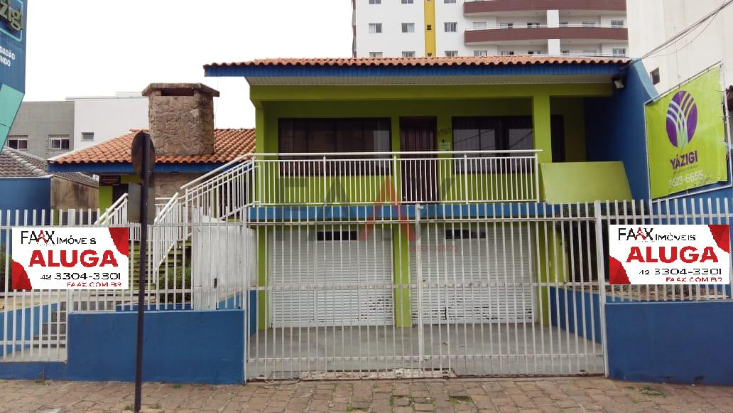 Casa com 4 dormitórios, CENTRO, GUARAPUAVA - PR