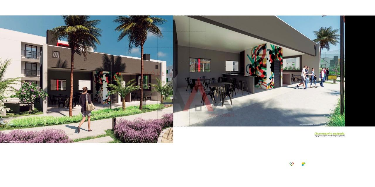 Apartamento à venda, BOQUEIRÃO, GUARAPUAVA - PR