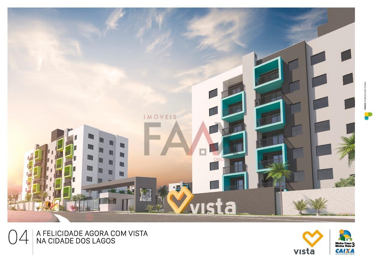 Apartamento, CIDADE DOS LAGOS, GUARAPUAVA - PR