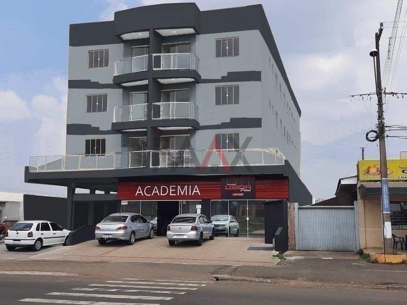 Apartamento com 2 dormitórios para locação,90.00m², BONSUCESSO, GUARAPUAVA - PR