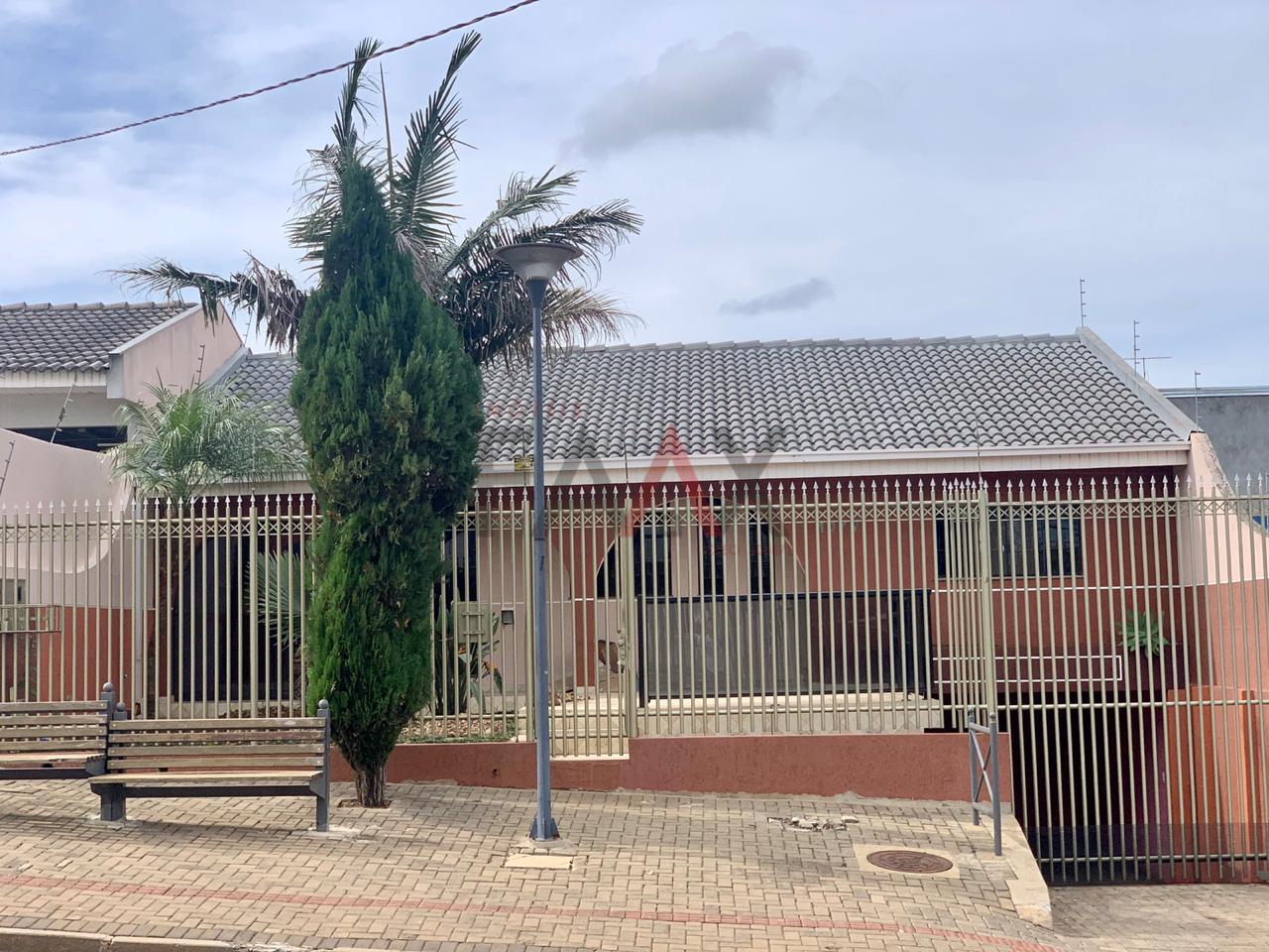 Casa com 3 dormitórios à venda,160.77m², VILA BELA, GUARAPUAVA - PR