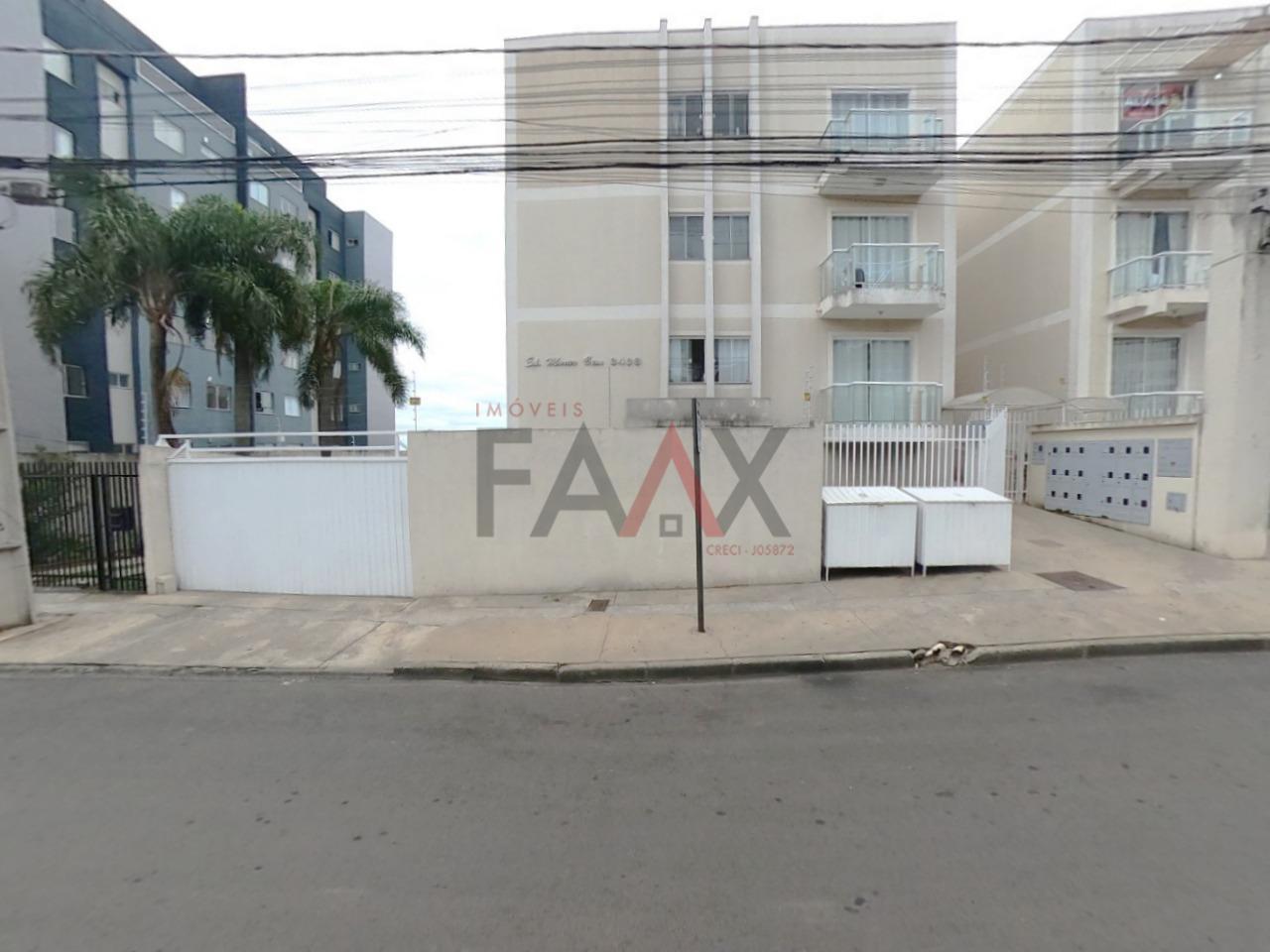 Apartamento com 2 dormitórios à venda,104.80m², SANTA CRUZ, GUARAPUAVA - PR