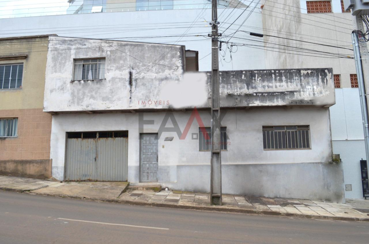 Comercial com ótima localização,100.00m², CENTRO, GUARAPUAVA - PR