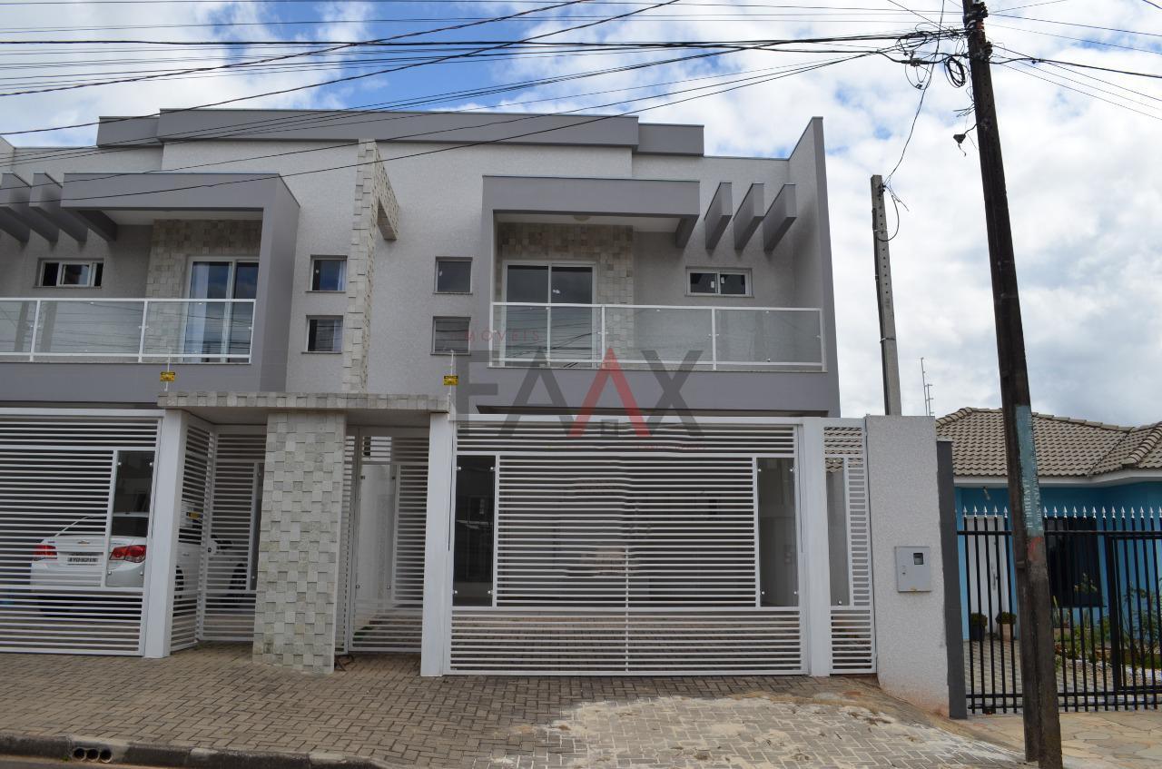 Sobrado com 3 dormitórios à venda, VIRMOND, GUARAPUAVA - PR
