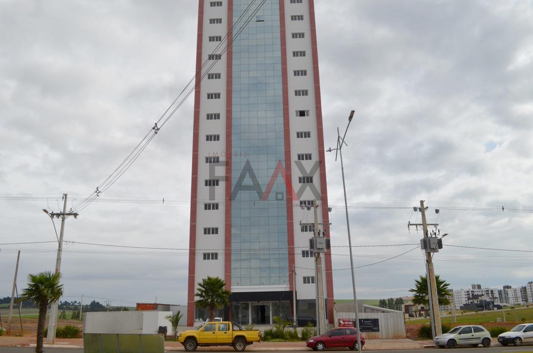 Visão prédio