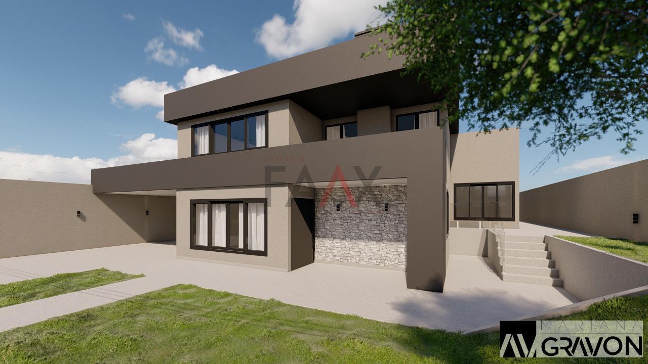 Sobrado com 4 dormitórios à venda,500.00m², Alto da XV, GUARAPUAVA - PR