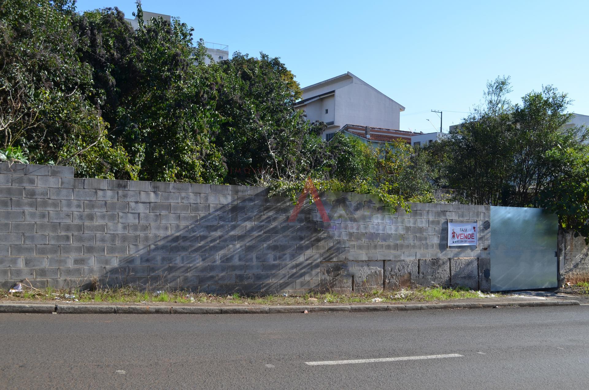 Terreno,490.00m², CENTRO, GUARAPUAVA - PR