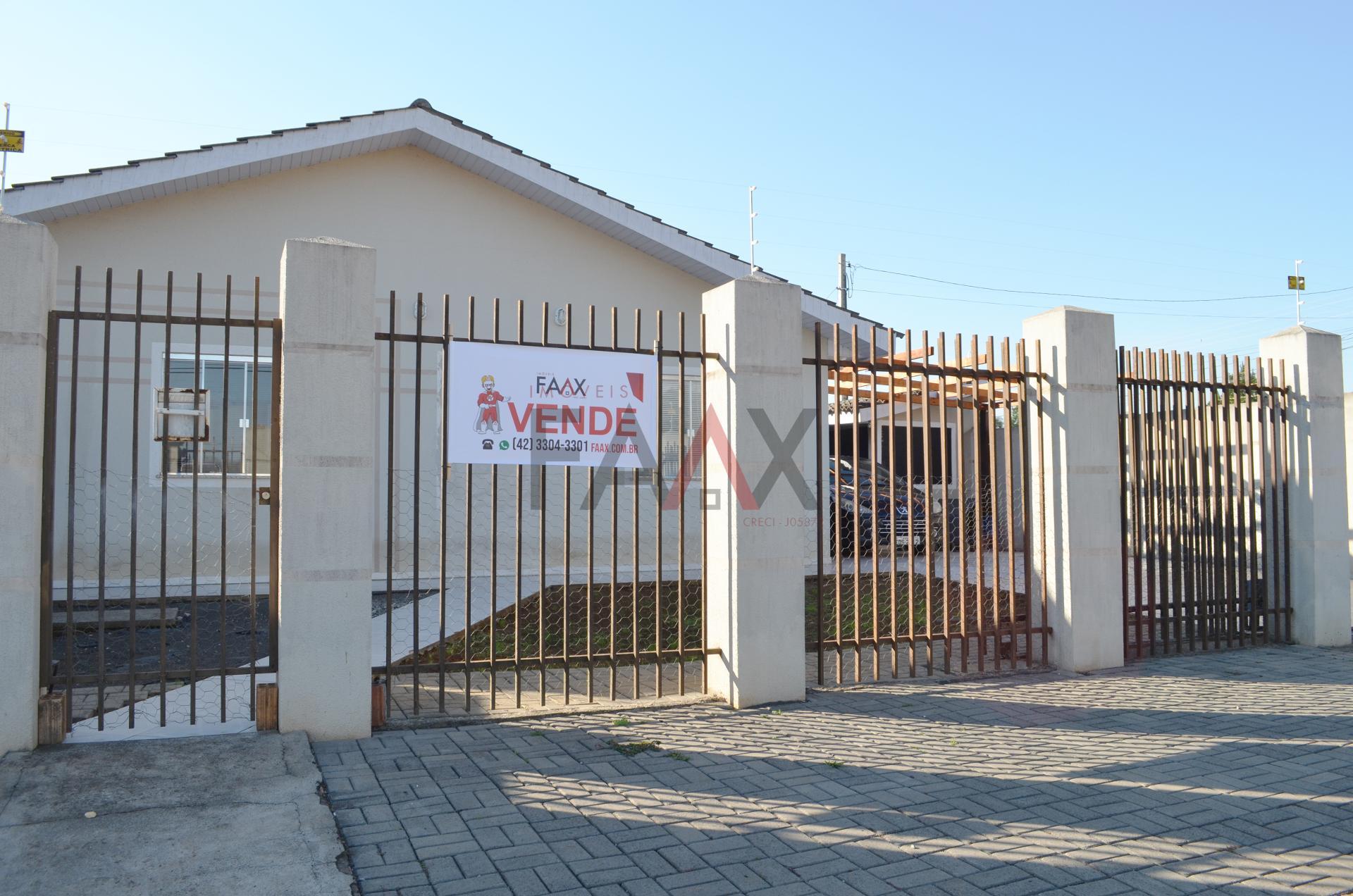 Casa de esquina à venda próximo Gol de Placa.