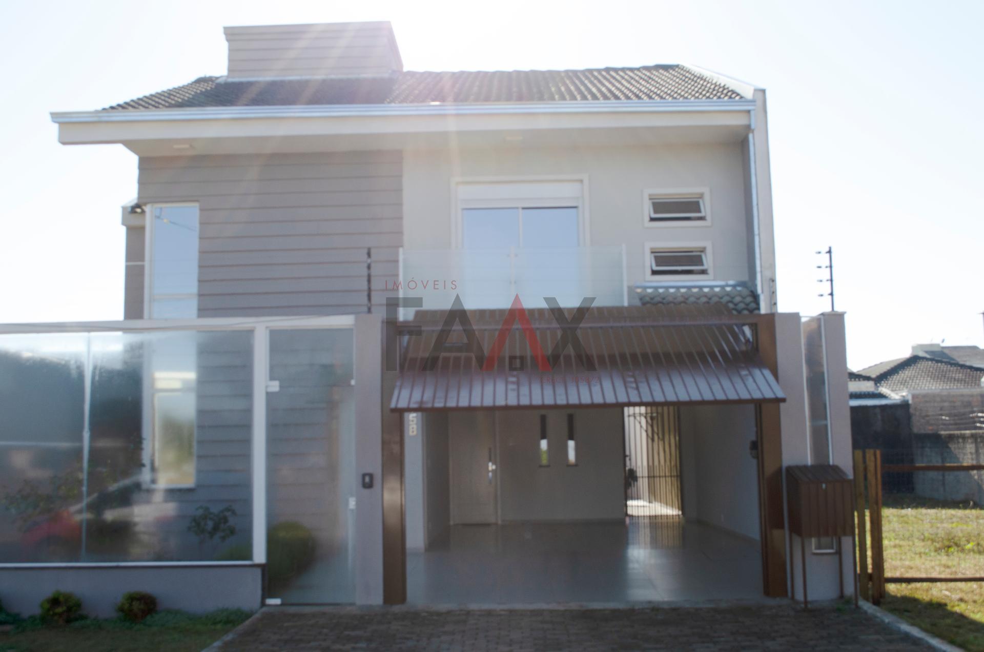Sobrado com 3 dormitórios à venda,314.20m², MIRANTE, GUARAPUAVA - PR