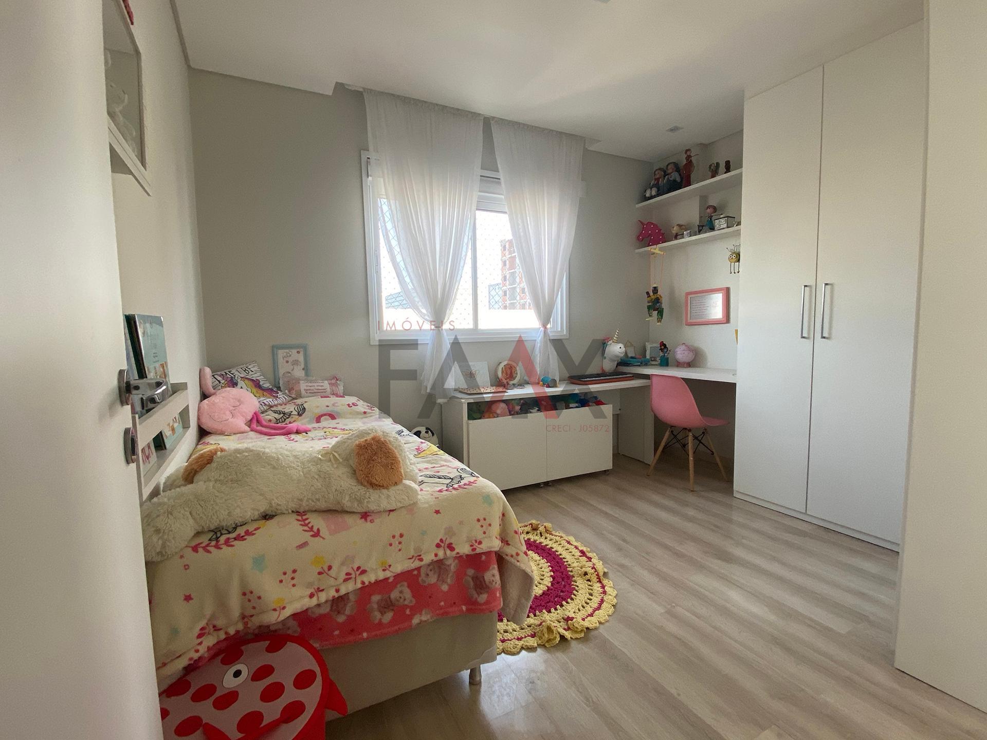 Apartamento mobiliado à venda, SANTA CRUZ, GUARAPUAVA - PR