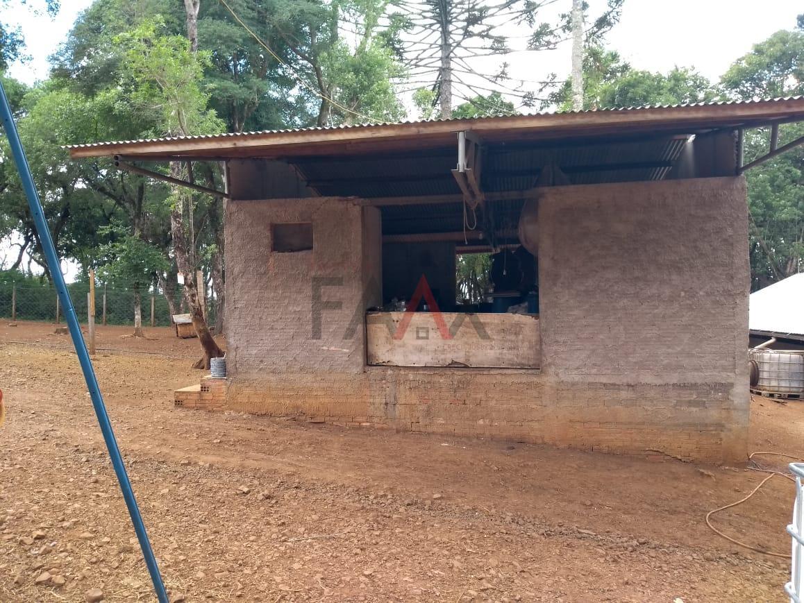 Chácara para venda, MORRO ALTO, GUARAPUAVA - PR