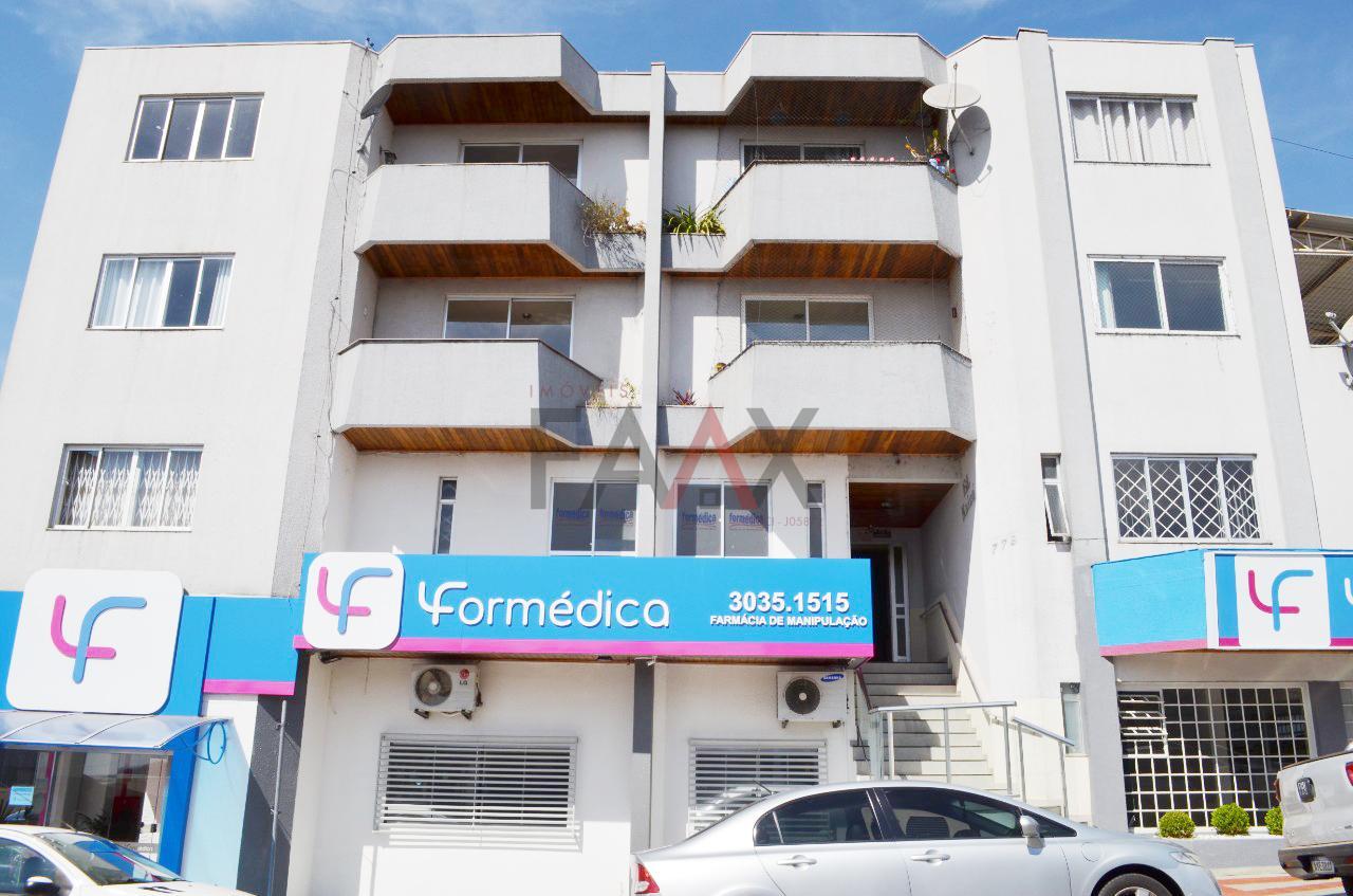Apartamento com 1 dormitório para locação, CENTRO, GUARAPUAVA - PR