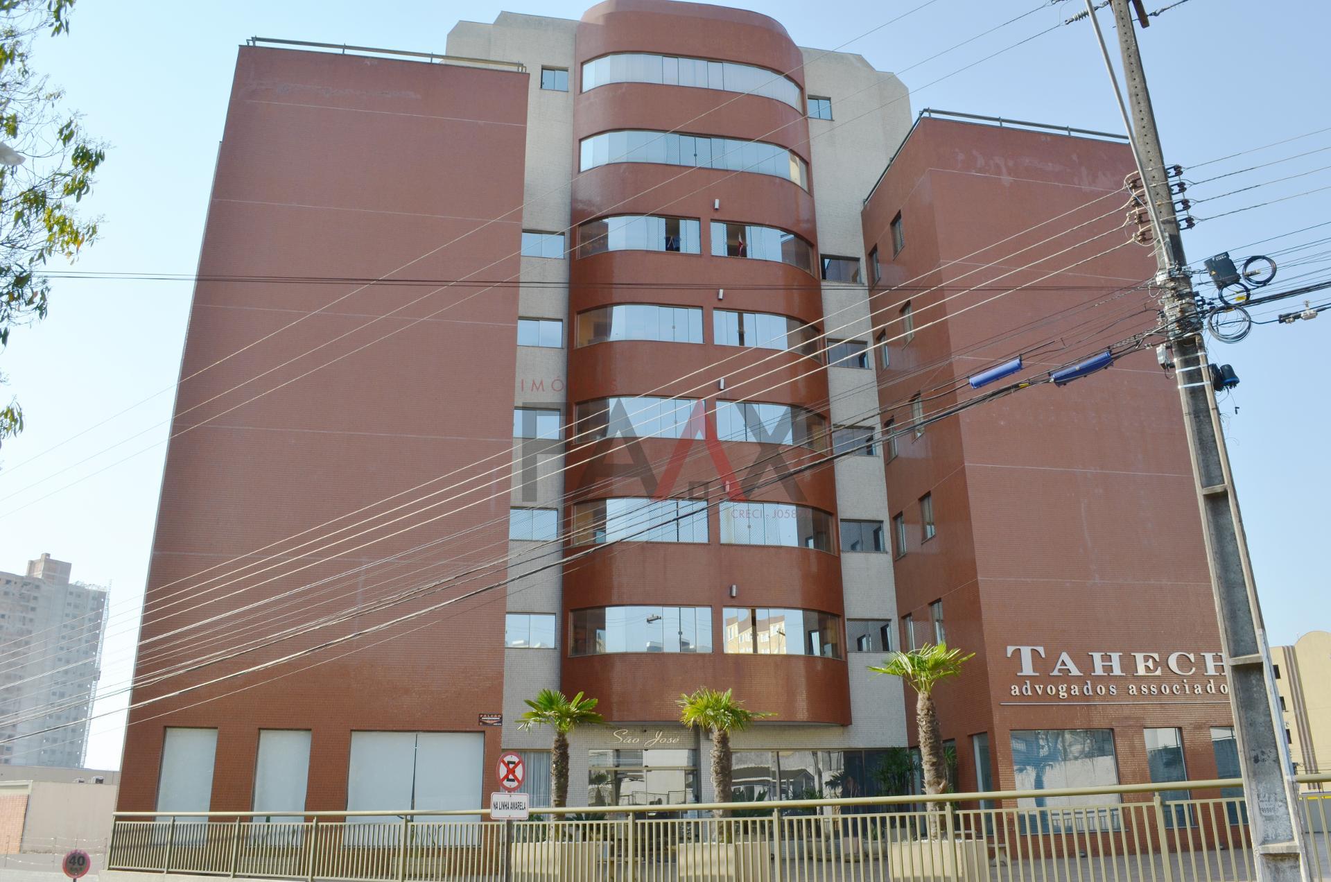 Apartamento para locação, CENTRO, GUARAPUAVA - PR