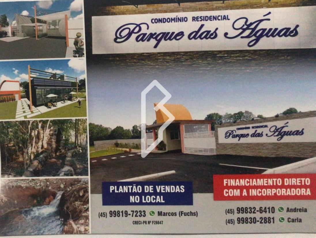 TERRENO URBANO  NO CONDOMÍNIO RESIDENCIAL PARQUE DAS ÁGUAS - ITAIPULÂNDIA