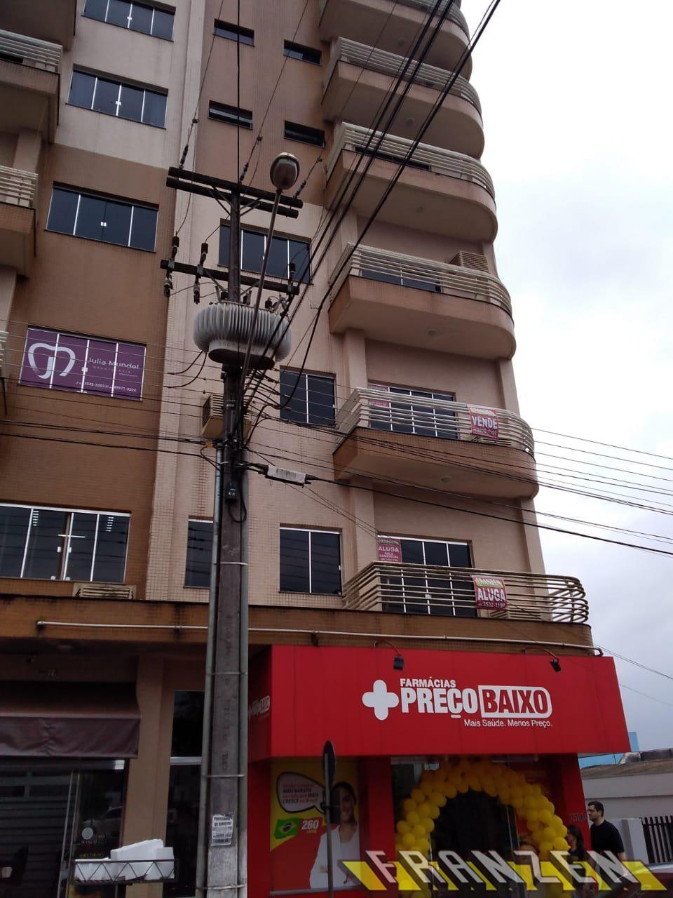 Sala Comercial para locação, CENTRO, QUEDAS DO IGUACU - PR
