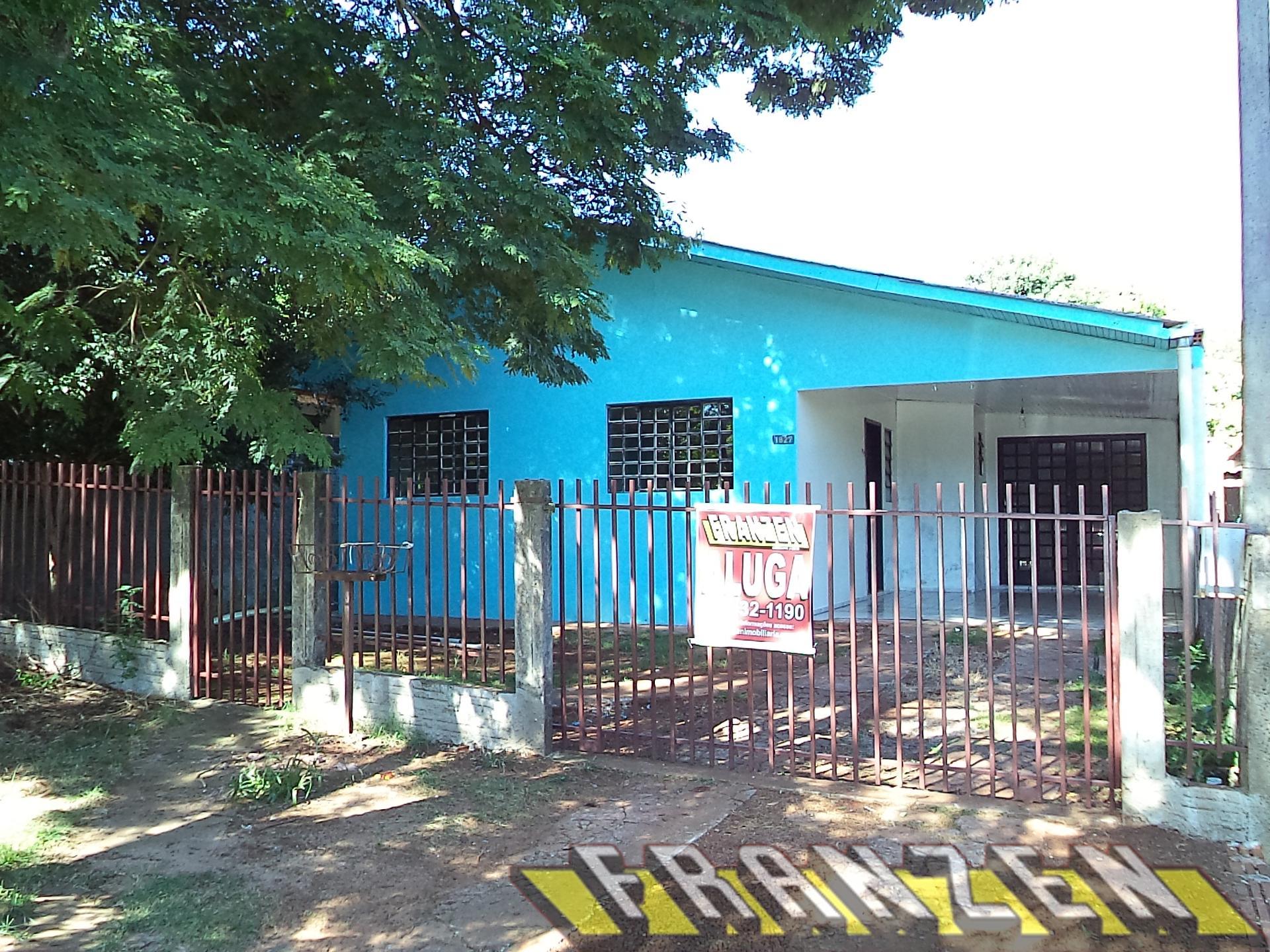 Casa com 4 dormitórios para locação, PARDAIS, QUEDAS DO IGUACU - PR