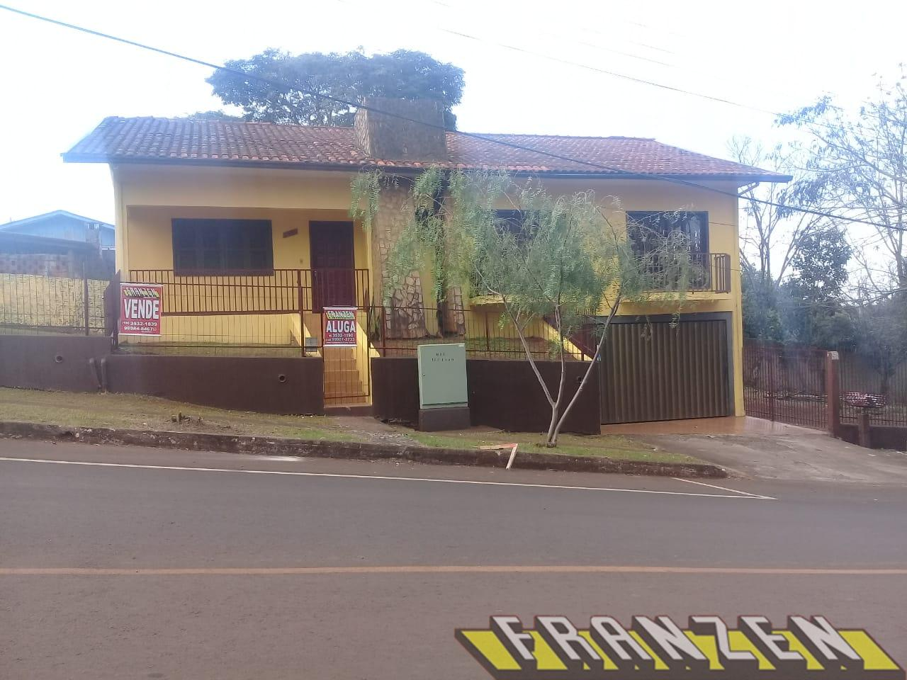 Casa com 4 dormitórios para locação, CENTRO, QUEDAS DO IGUACU - PR