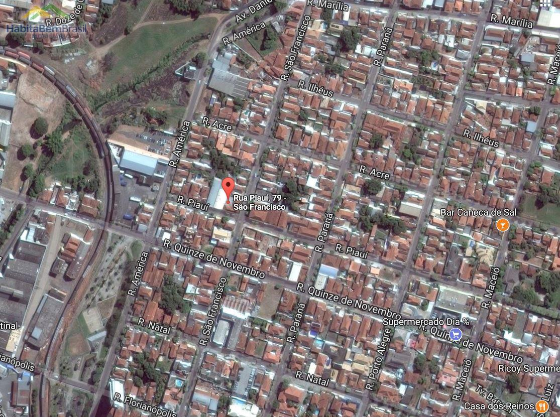 BARRACÃO - CATANDUVA SP