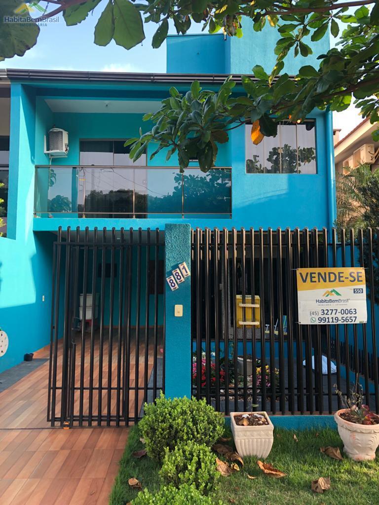 Sobrado com 3 dormitórios à venda, CENTRO, TOLEDO - PR