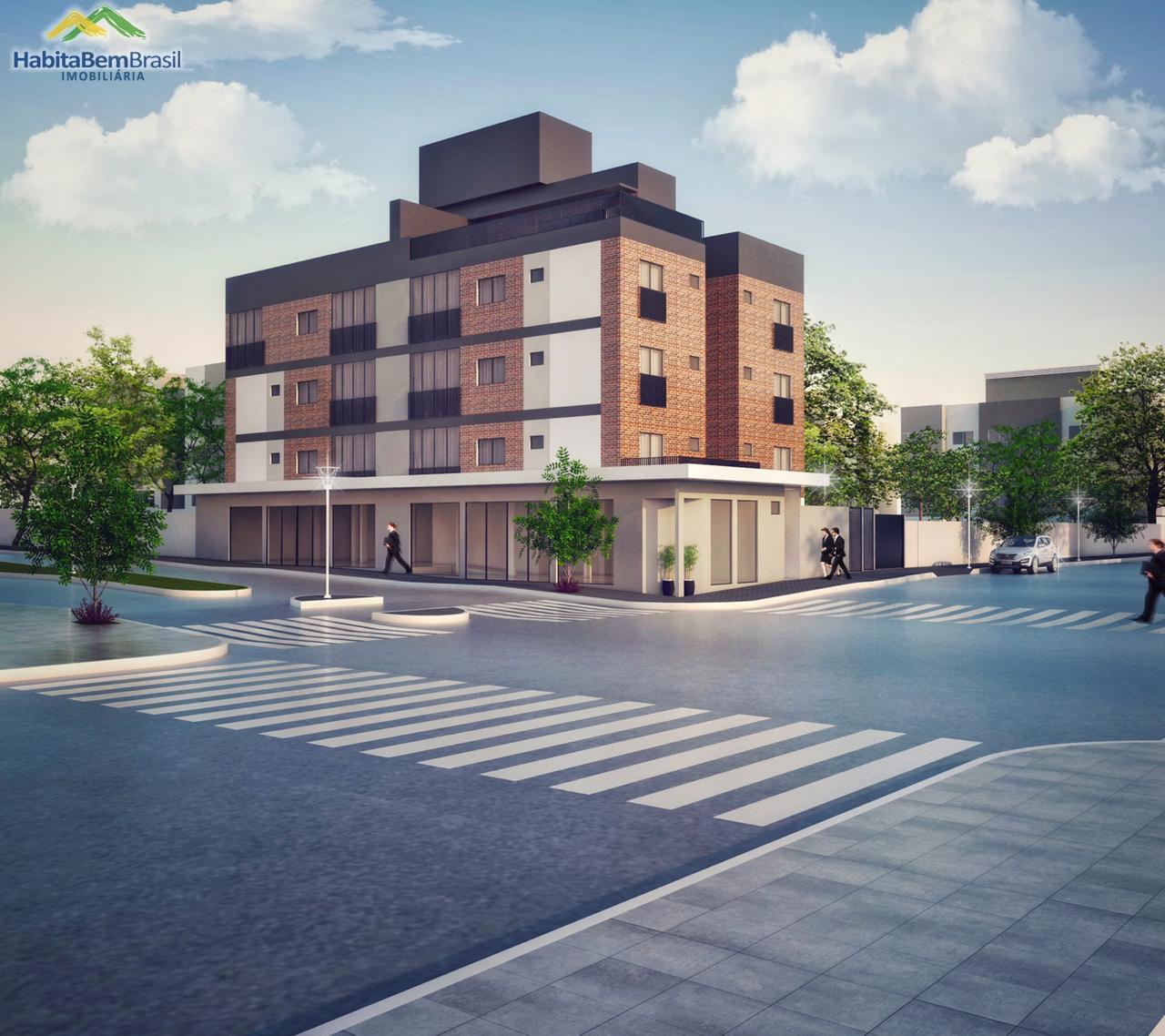 Apartamento com 2 dormitórios à venda, JARDIM SANTA MARIA, TOLEDO - PR
