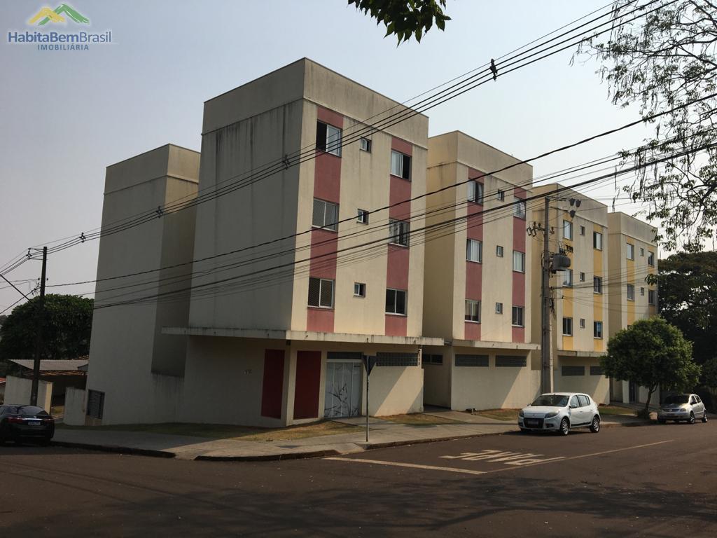 Apartamento à venda,67.80m², CENTRO, TOLEDO - PR