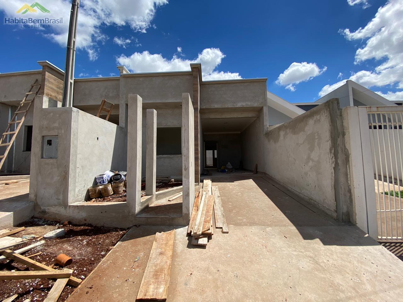 Casa com 3 dormitórios à venda, JARDIM CONCORDIA, TOLEDO - PR