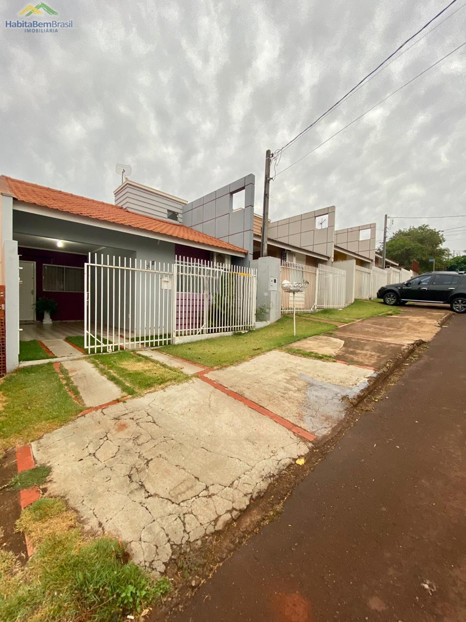 Casa com 2 dormitórios à venda, JARDIM PANCERA, TOLEDO - PR