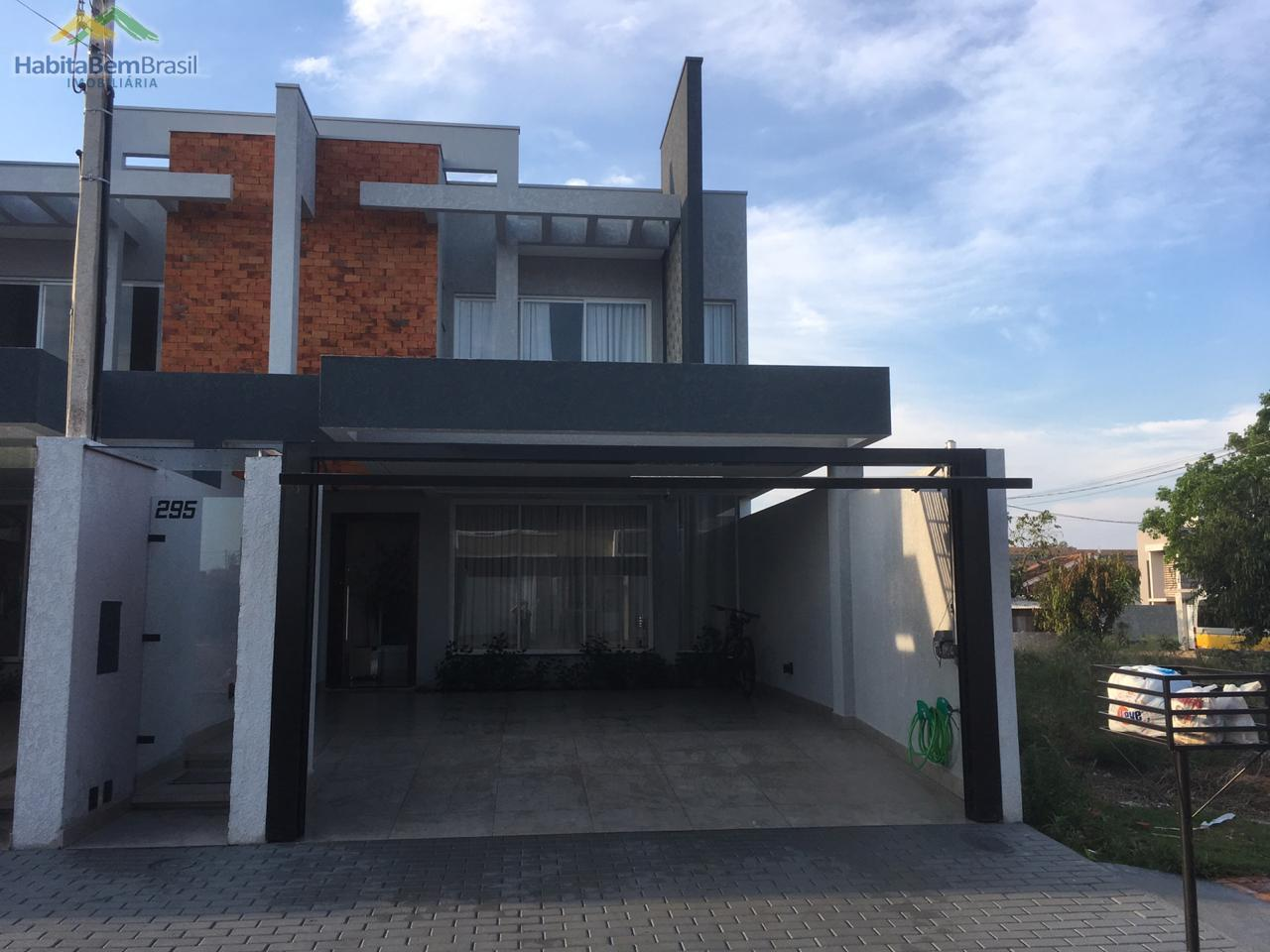 Sobrado com 3 dormitórios à venda, JARDIM GISELA, TOLEDO - PR