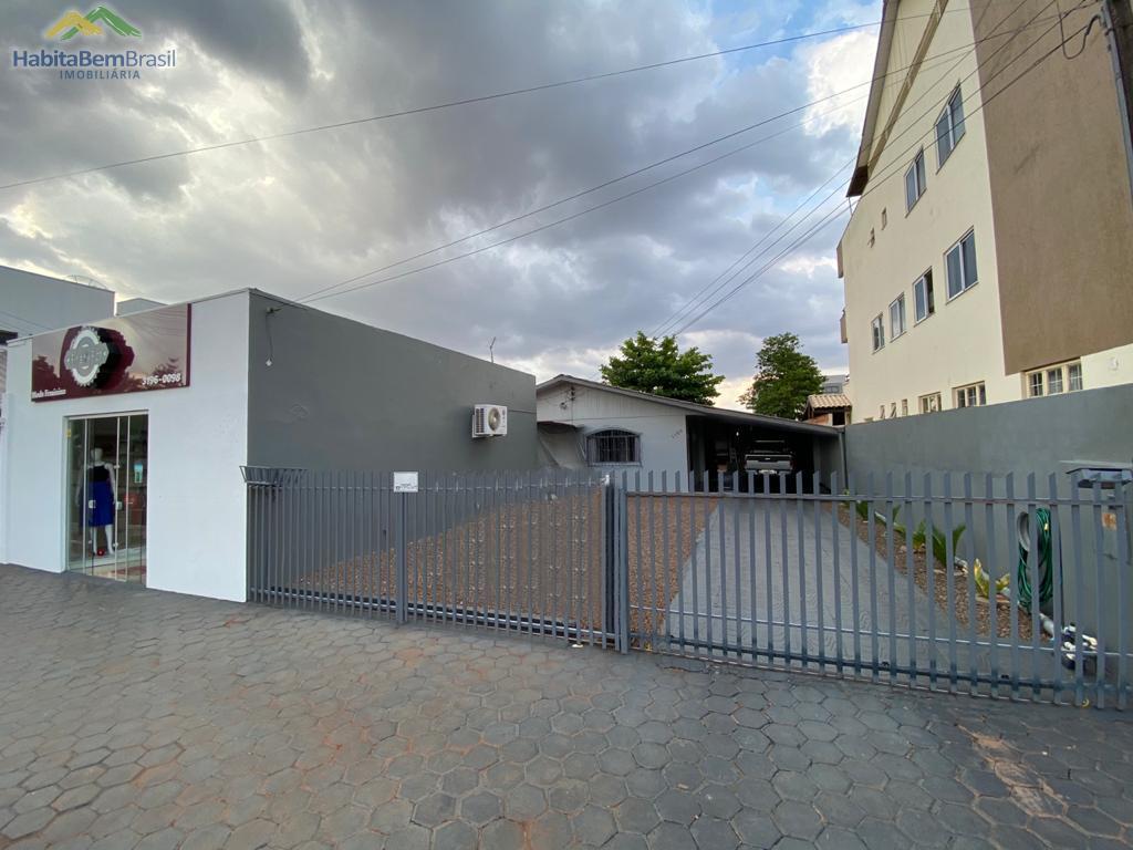 Casa com 3 dormitórios à venda, JARDIM SANTA MARIA, TOLEDO - PR