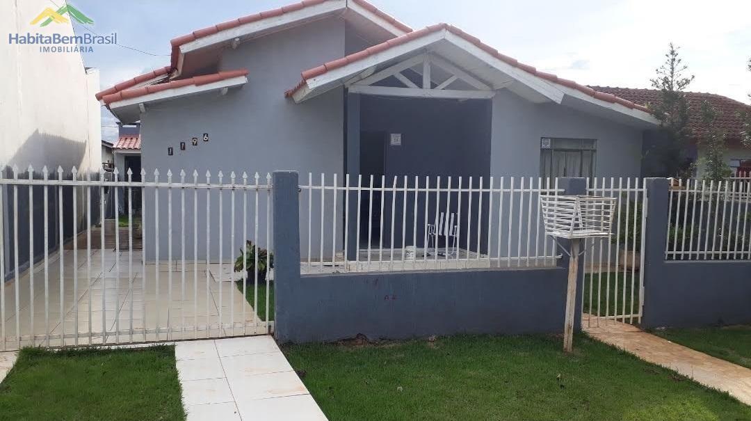 Casa com 3 dormitórios à venda, CENTRO, SÃO PEDRO DO IGUAÇU - PR