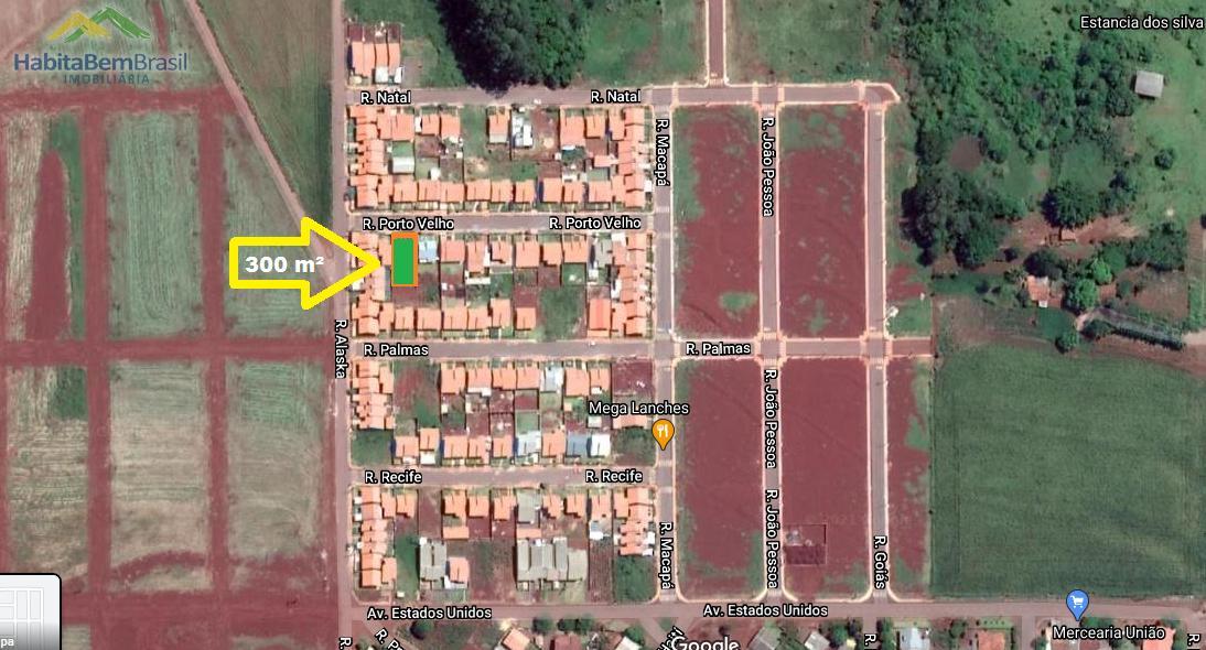 Terreno à venda, OURO VERDE D' OESTE, TOLEDO - PR