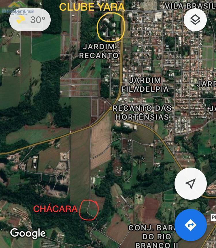 Chácara à venda, JARDIM FILADÉLFIA - BR 317, TOLEDO - PR
