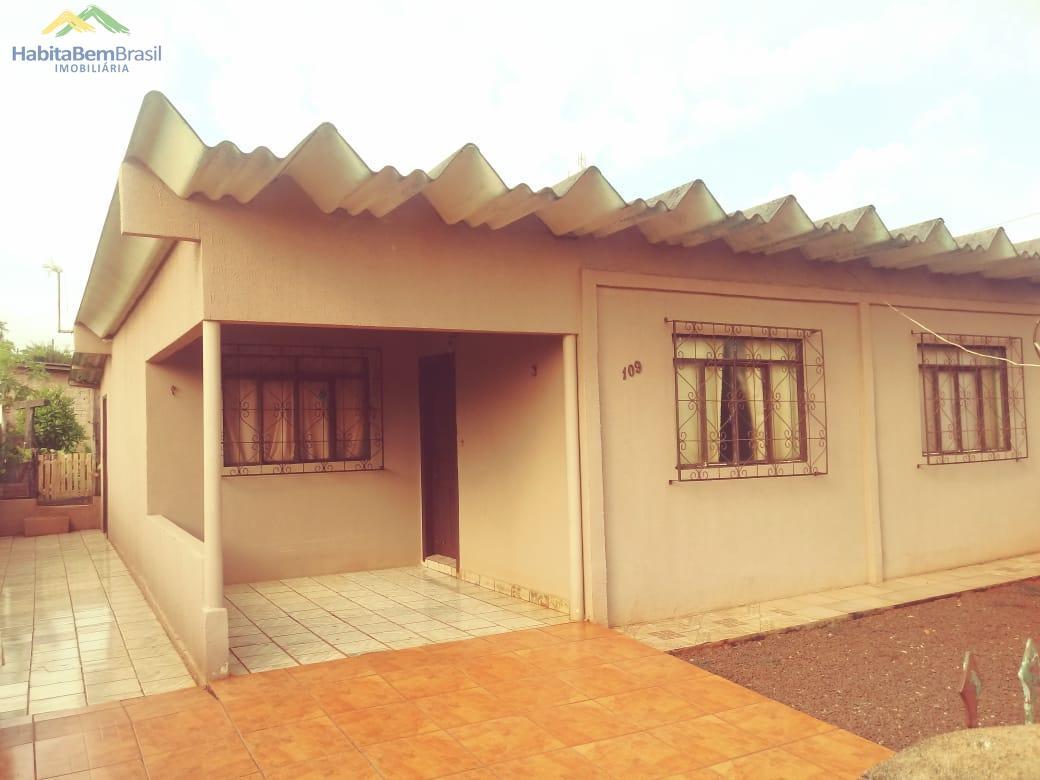 Casa com 3 dormitórios à venda, OURO VERDE D' OESTE, TOLEDO - PR