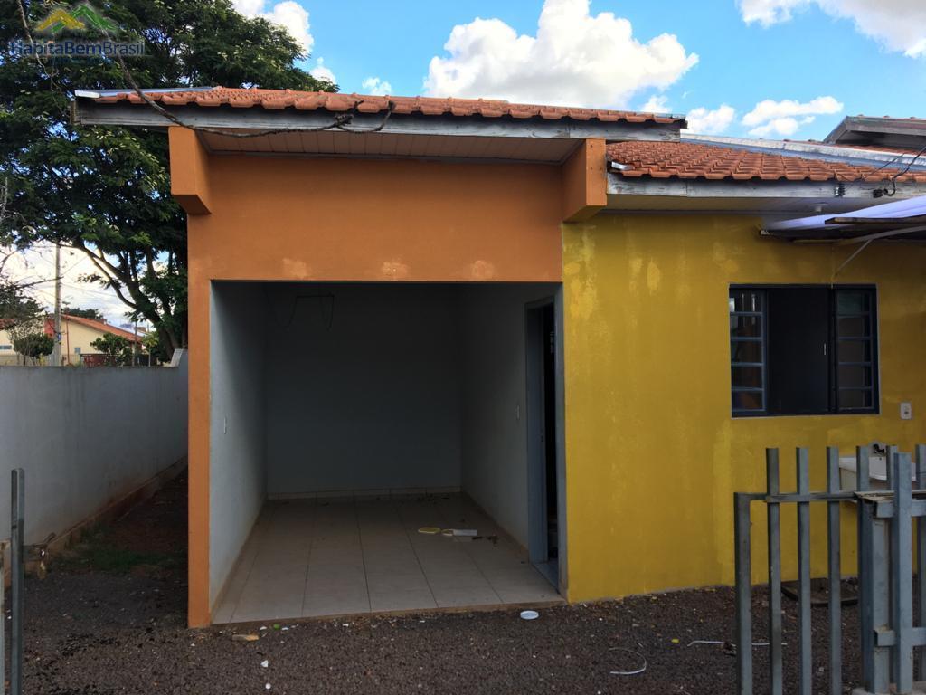 Casa com 2 dormitórios à venda, JARDIM COOPAGRO, TOLEDO - PR