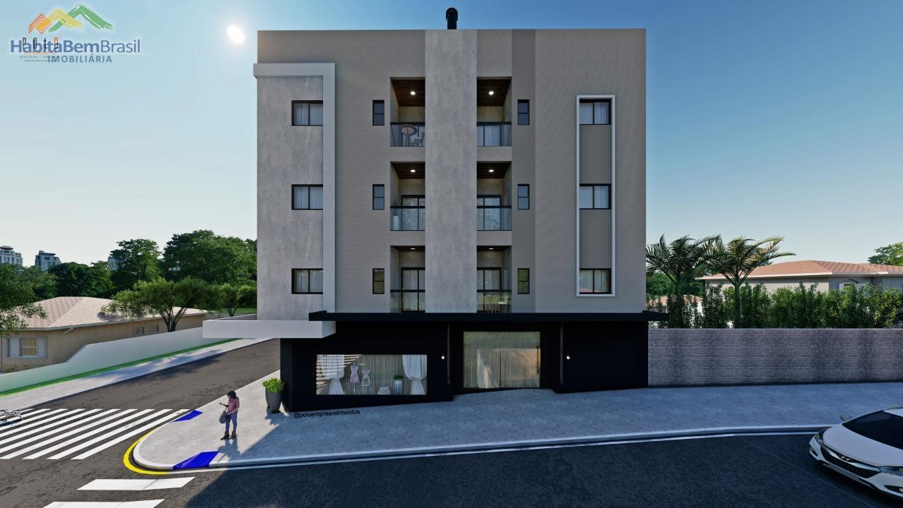 Apartamento com 1 dormitório à venda,105.00m², VILA INDUSTRIAL, TOLEDO - PR