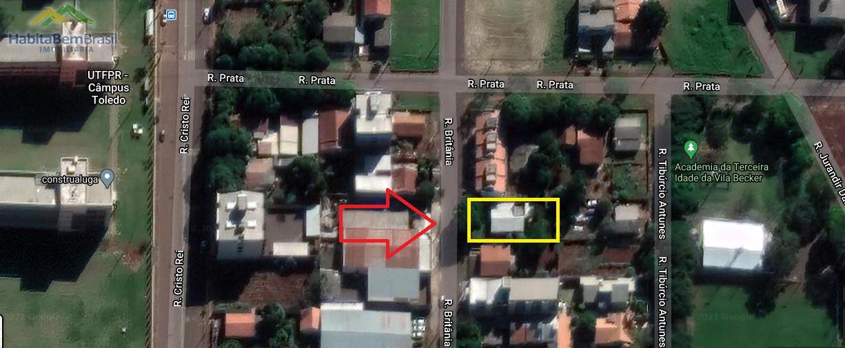Terreno à venda, VILA BECKER, TOLEDO - PR
