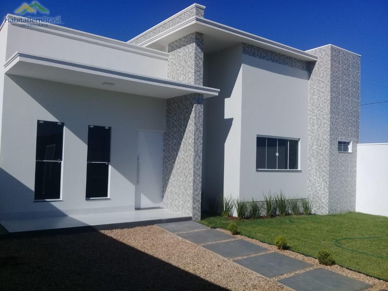 Casa com 3 dormitórios à venda, JARDIM RIVA, PRIMAVERA DO LESTE - MT