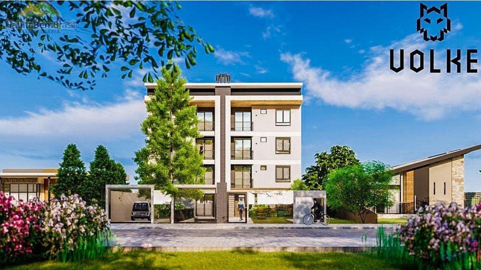 Apartamento com 2 dormitórios à venda, JARDIM GISELA, TOLEDO - PR