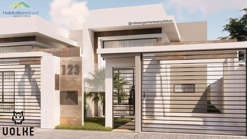 Casa com 2 dormitórios à venda, BOM PRINCÍPIO, TOLEDO - PR