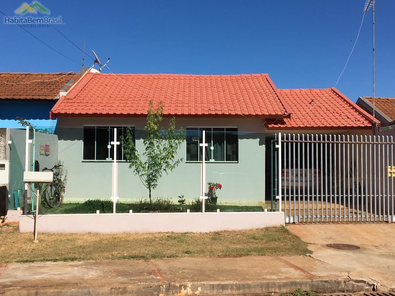 Casa com 3 dormitórios à venda, JARDIM DA MATA, TOLEDO - PR