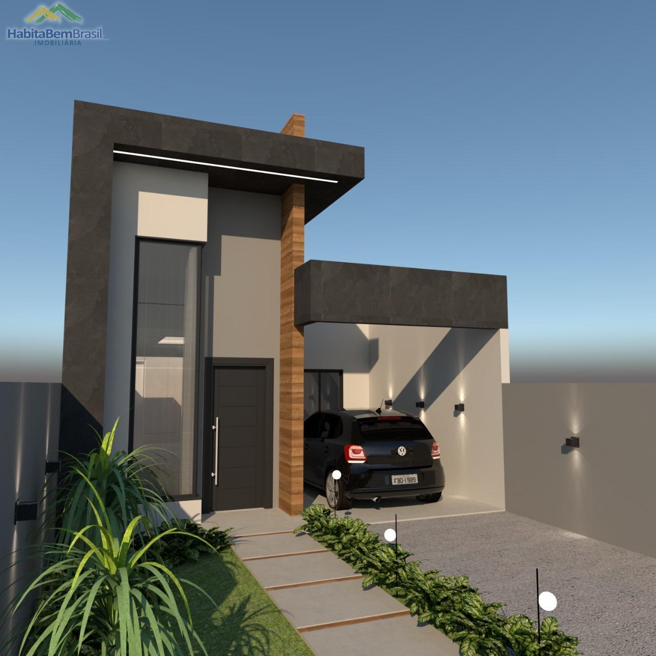 Casa com 3 dormitórios à venda, VILA BECKER, TOLEDO - PR