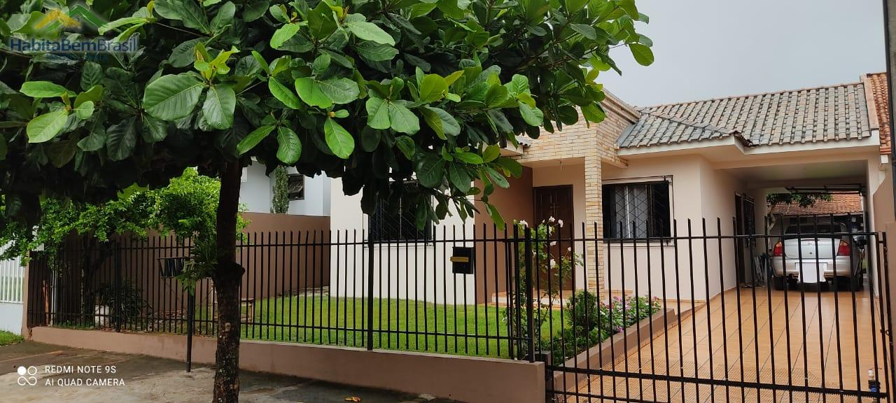 Casa com 3 dormitórios à venda, JARDIM PANCERA, TOLEDO - PR