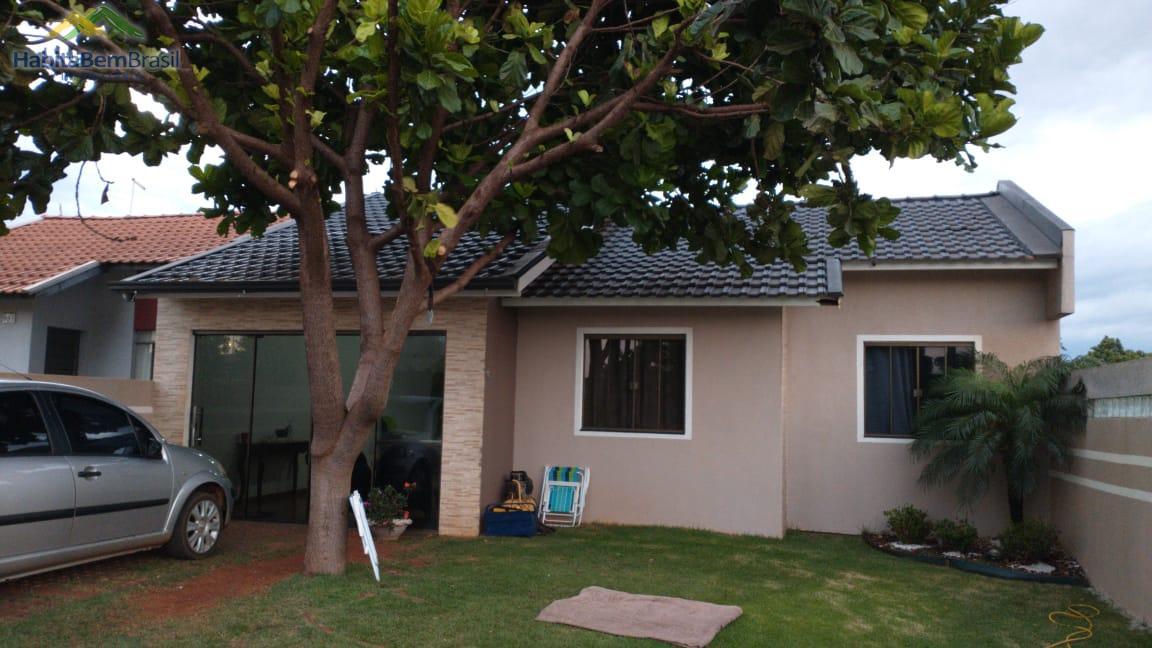 Casa com 3 dormitórios à venda, BOM PRINCÍPIO, TOLEDO - PR