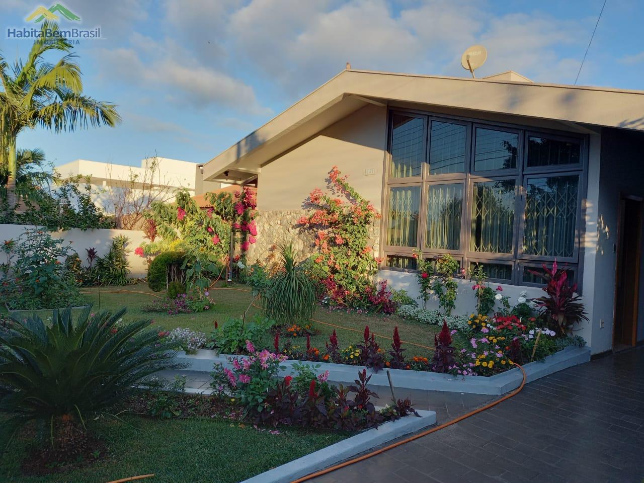 Casa com 4 dormitórios à venda, JARDIM LA SALLE, TOLEDO - PR