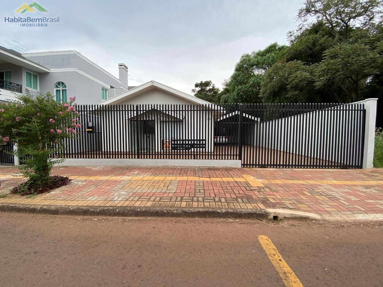 Casa com 3 dormitórios à venda, JARDIM PORTO ALEGRE, TOLEDO - PR