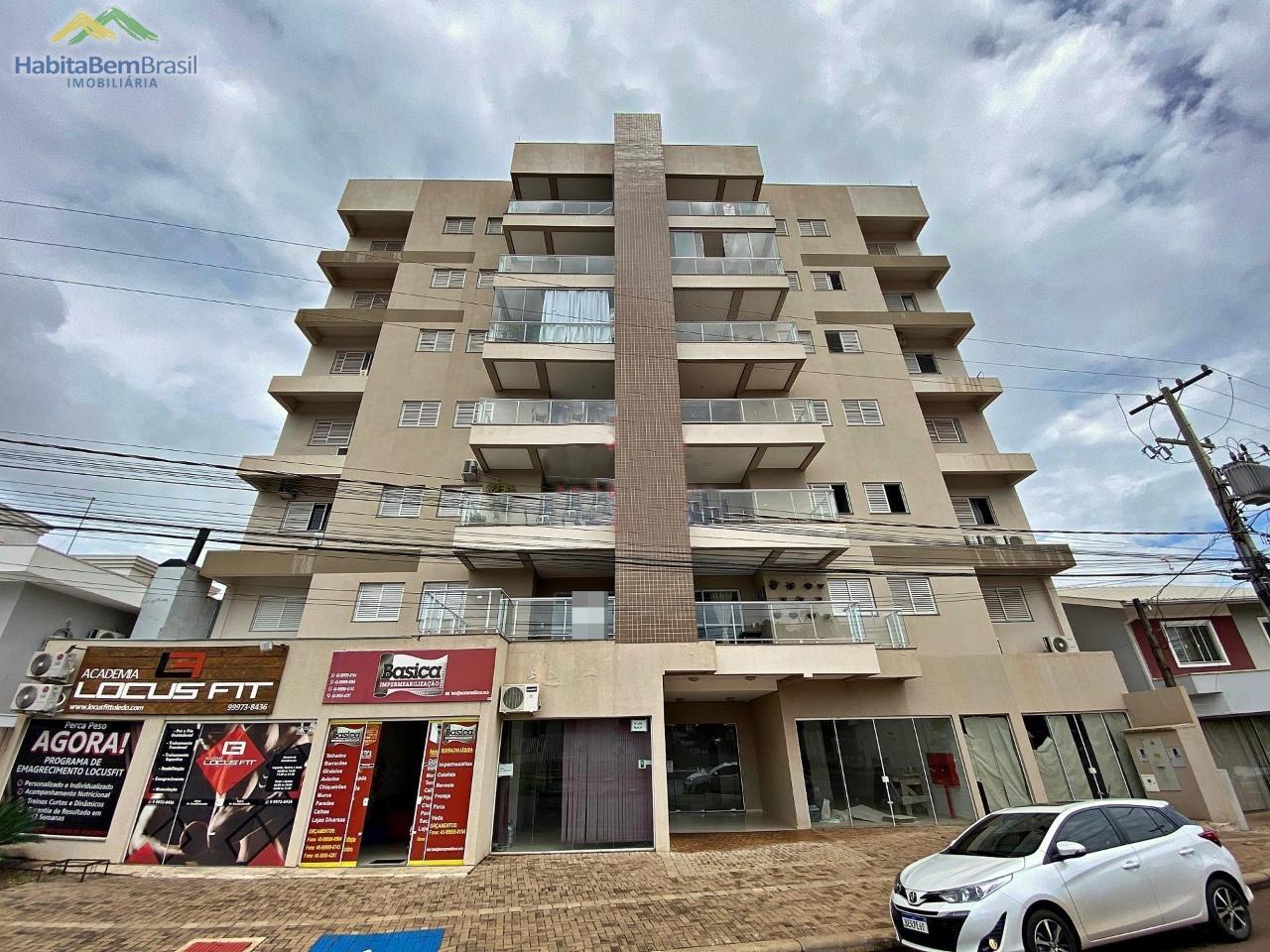 Apartamento com 3 dormitórios à venda,172.70m², VILA INDUSTRIAL, TOLEDO - PR