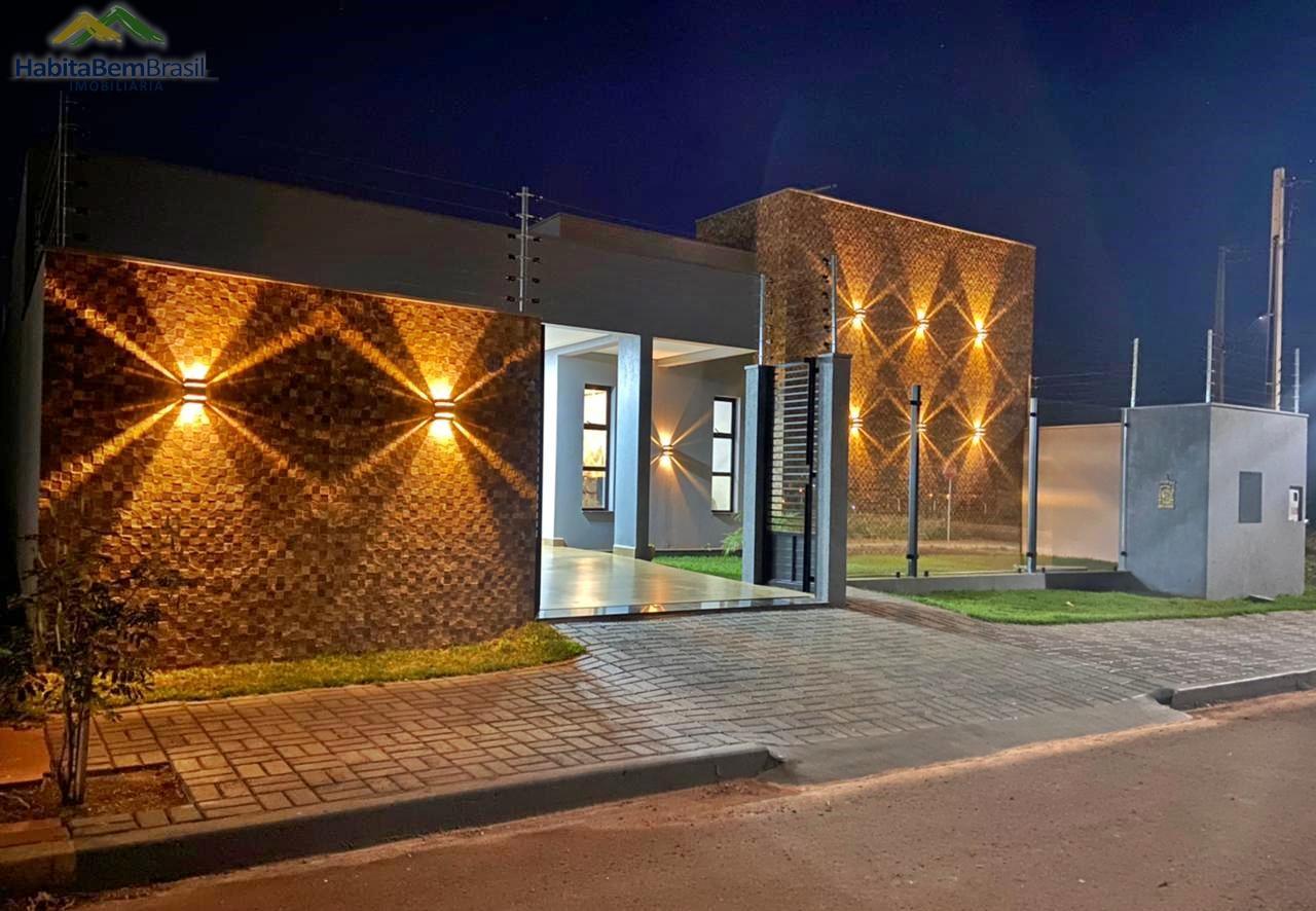 Casa com 3 dormitórios à venda, JARDIM TOCANTINS, TOLEDO - PR